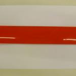 Weich-PVC-Streifen-rot